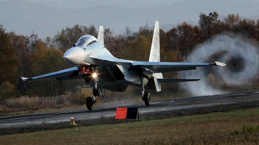 Видео: Обломки случайно сбитого под Тверью истребителя Су-30 увезли сместа ЧП