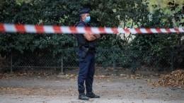 Неизвестный устроил резню возле бывшего здания редакции Charlie Hebdo вПариже