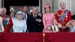 Внучка британской королевы Елизаветы II ждет ребенка