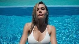 «Ассоль уже нета»: звезда сериала «Кухня» засветила грудь вультракоротком топе