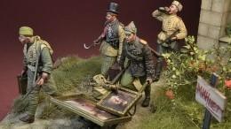 Польская компания выпустила фигурки советских солдат ввиде мародеров