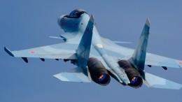 Пять снарядов: новые подробности ЧПсистребителем Су-30 вТверской области
