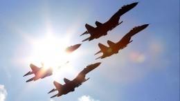 Су-27 подняли наперехват двух B-52H США над Балтийским морем