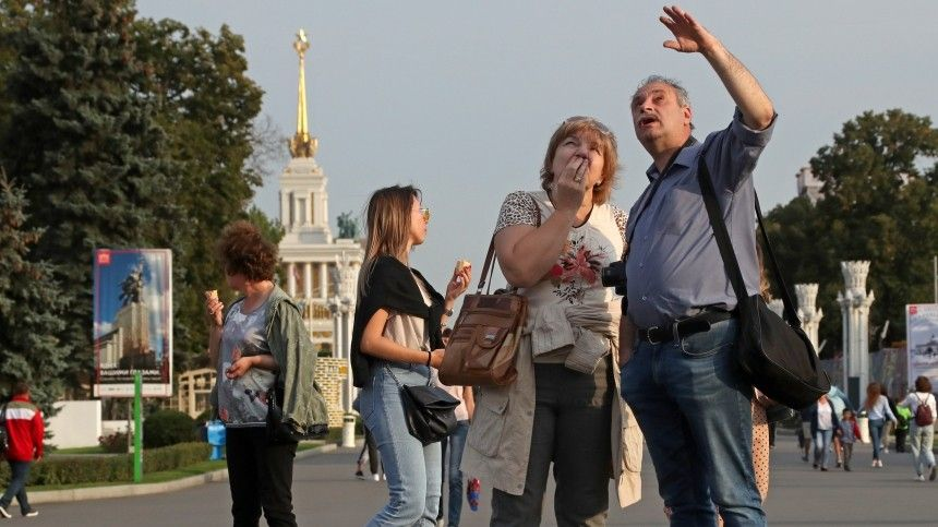 Стоитли москвичам еще ждать возвращения «бабьего лета»?