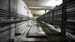 «Воздуха перестало хватать»: лифт состудентами застрял водном изстоличных вузов— видео