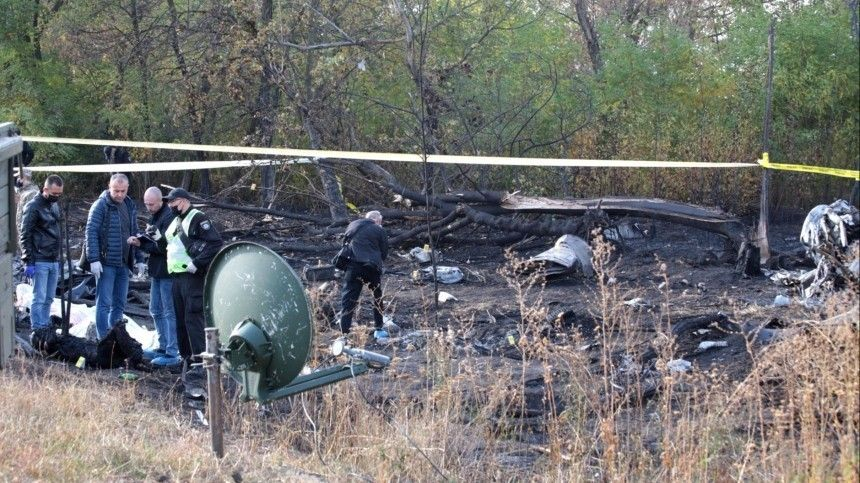 «Как вигре»: выживший при крушении Ан-26 под Харьковом курсант окатастрофе— фото