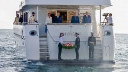 Глава МВД возложил цветы вСевастополе впамять одержавших оборону милиционерах