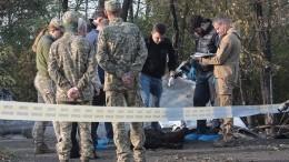 Сын украинского депутата погиб при крушении Ан-26 под Харьковом