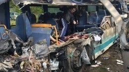 Возросло число погибших ипострадавших вжутком ДТП савтобусом под Калининградом