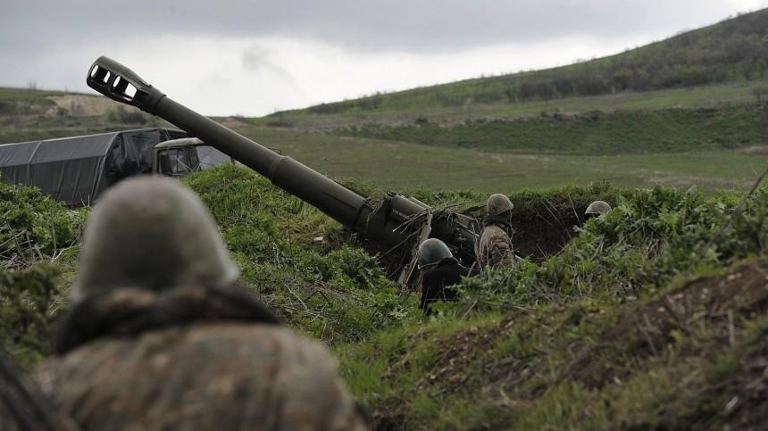 Замминистра обороны Армении рассказал опотерях вНагорном Карабахе