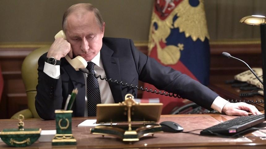 Путин обсудил спремьер-министром Армении обострение вНагорном Карабахе
