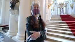 Пожилым людям рекомендуется носить маски избегать общественных мест— Роспотребнадзор