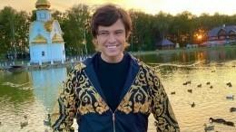 «Идеальный концертный костюм»: Прохор Шаляпин предстал вобразе русалки