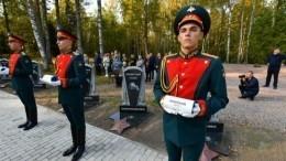 Часовню впамять опавших красноармейцах открыли вКарелии— видео
