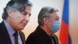 Ефремов вличной жалобе наприговор заявил одавлении состороны Пашаева