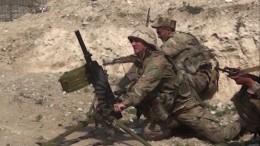 Конфликт вНагорном Карабахе: Армения иАзербайджан сообщают осотнях погибших