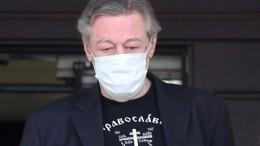 Как Добровинский отреагировал нажалобы Ефремова поповоду Пашаева?