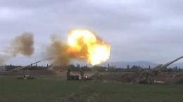 РФпризвала мировые силы невмешиваться вконфликт вокруг Нагорного Карабаха