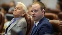 Сыну экс-губернатора Иркутской области предъявили обвинение вмошенничестве