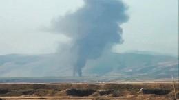 Армия Нагорного Карабаха сбила самолет ВВС Азербайджана