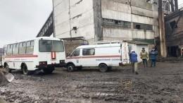 Что стало причиной обрушения наугольной шахте вКоми