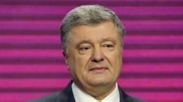 Петр Порошенко инфицирован коронавирусом