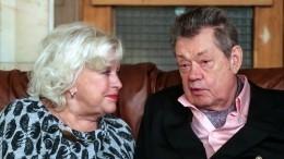 Исповедалась: Поргина признала, что водила больного Караченцова пошоу из-за денег