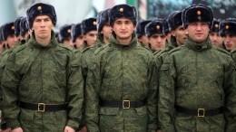 Восенний призыв вармию отправятся 128 тысяч граждан РФ