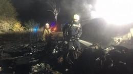 Единственный выживший при крушении Ан-26 под Харьковом рассказал отрагедии