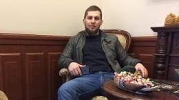 Чемпион России поММА задержан после стрельбы вПетербурге