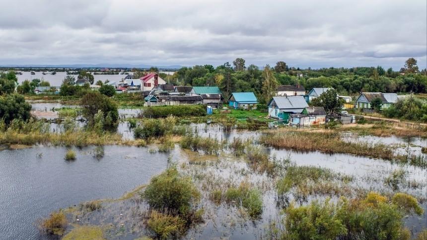 Путин поручил до15октября доложить оборганизации помощи пострадавшим отпаводков