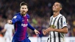 Лига чемпионов 2020/2021— Месси против Роналду