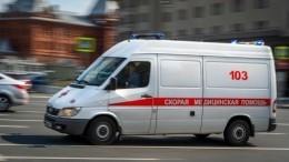 Женщина сгорела перед зданием МВД под Нижним Новгородом