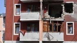 ВБаку заявили озанятии новых опорных пунктов вНагорном Карабахе