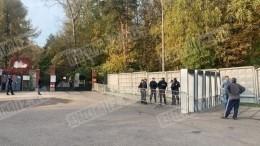 Полиция усилила меры безопасности накладбище, где похоронят «Тесака»