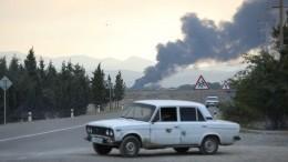 Премьер Армении заявил обеспрецедентном нападении наНагорный Карабах