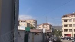 Столица Нагорного Карабаха Степанакерт полностью обесточена