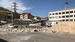Президент Азербайджана заявил обосвобождении семи сел вКарабахе