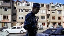 ВКремле рассказали, вкаком случае вКарабах могут войти российские миротворцы