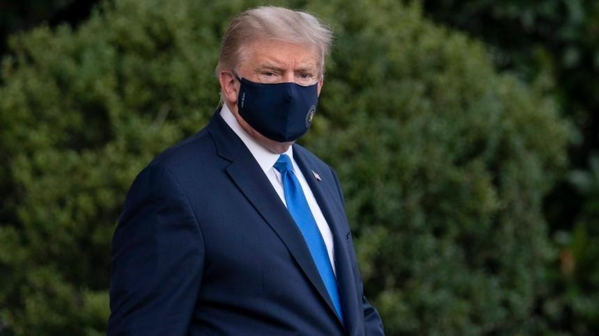 Ванга предсказала Трампу опухоль мозга после коронавируса