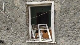 Помощник Алиева сообщил оракетном обстреле азербайджанского города Мингечевир