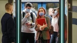 ВКремле прокомментировали рост числа инфицированных коронавирусом вРоссии