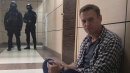 Австрийский политолог допустил связь Навального сзападными спецслужбами