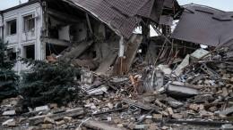 Асад обвинил Турцию виспользовании террористов изСирии вНагорном Карабахе