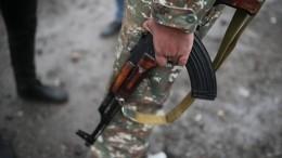 ВНагорный Карабах стягиваются наемники изБлижнего Востока— Нарышкин
