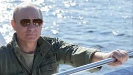 Владимиру Путину— 68! Как проходили его дни рождения впрошлые годы?