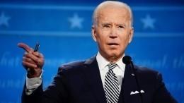 «Силы тьмы» виноваты врасколе американского общества— считает Джо Байден