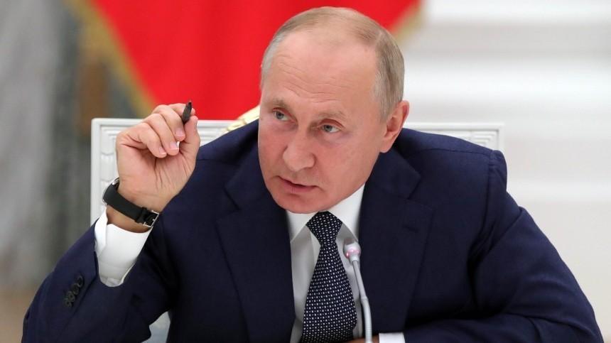 «Мыочень переживаем»: Путин заявил, что события вКарабахе— это трагедия