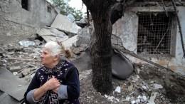 Волонтеры собирают гуманитарную помощь для Нагорного Карабаха