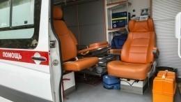 Два человека госпитализированы сместа взрывов нарязанском складе боеприпасов